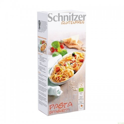 espagueti sin gluten schnitzer 250 gr bio
