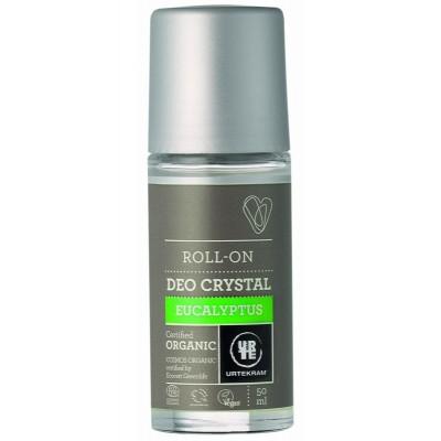 desodorante roll on eucaliptus urtekram 50 ml bio