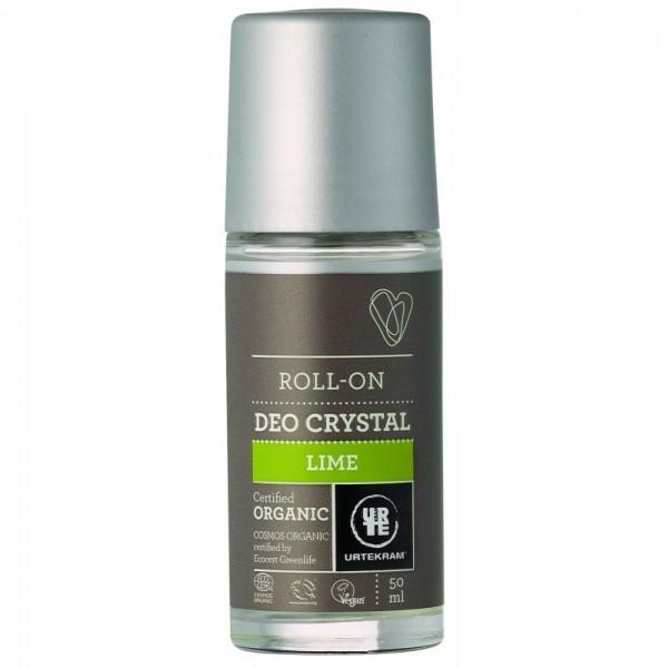 desodorante roll on lima urtekram 50 ml bio