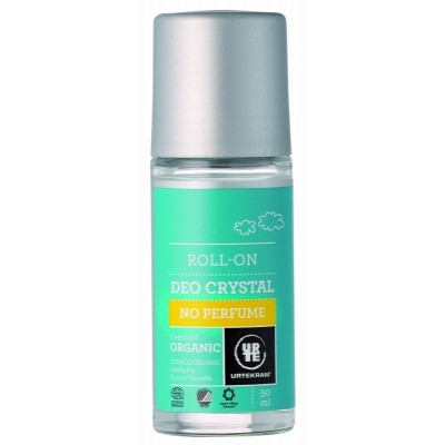 desodorante roll on sin perfume urtekram 50 ml bio