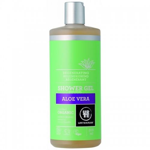 gel de ducha aloe vera urtekram 500 ml bio