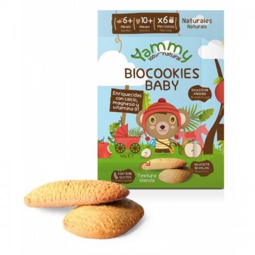 biocookies baby yammy 150 gr bio
