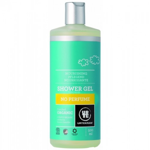 gel de ducha sin perfume urtekram 500 ml bio