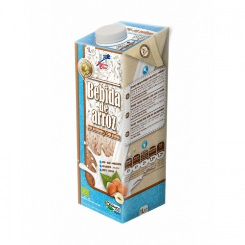 bebida arroz avellanas finestra 1l bio
