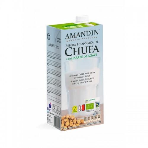 horchata chufa agave amandin 1 l bio