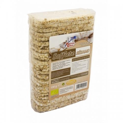 soffiette arroz sesamo finestra 130 gr bio