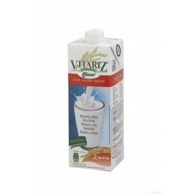 bebida arroz calcio vitariz 1 l bio