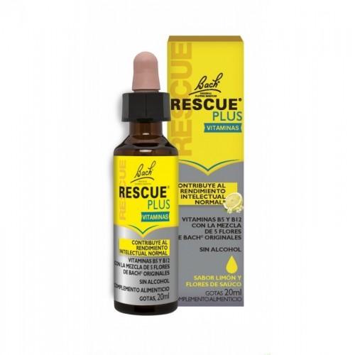 rescue remedy plus flores de bach 20 ml