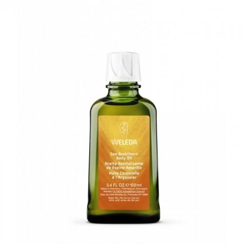 aceite corporal espino amarillo oferta 25 weleda 100 ml