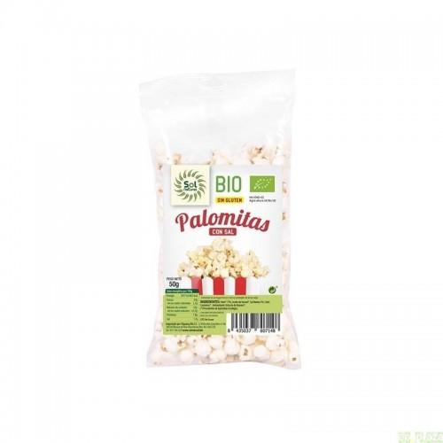 palomitas maiz sal sol natural 50 gr bio