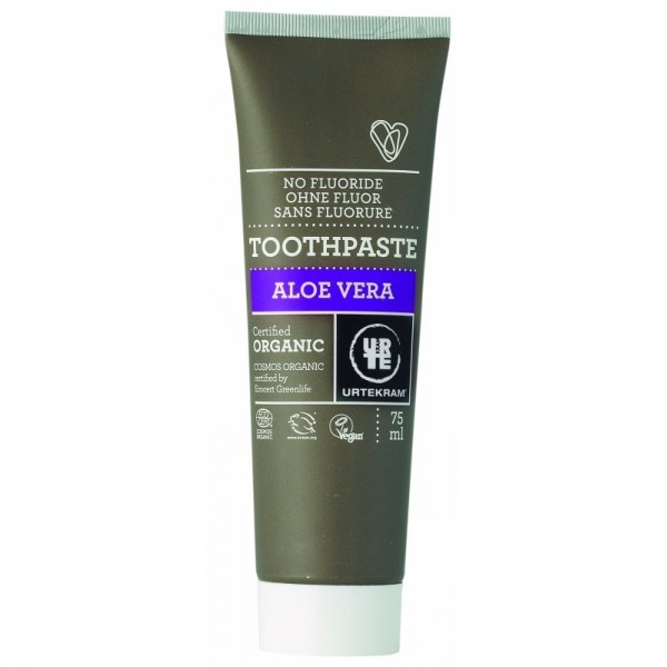 dentifrico aloe vera urtekram 75 ml bio