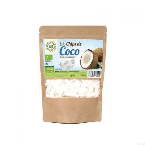 chips coco sri lanka sol natural 150 gr bio
