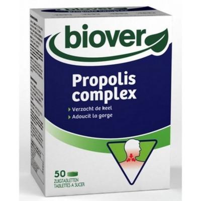 propolis complex biover 50 comprimidos bio