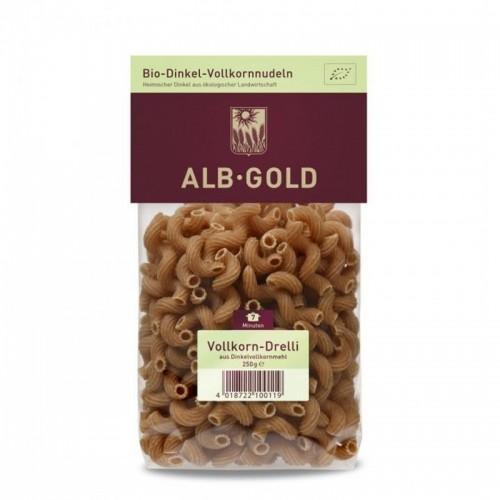 macarrones espiral espelta abl gold 250 gr