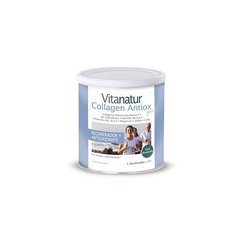 colageno antiox vitanatur 180 gr