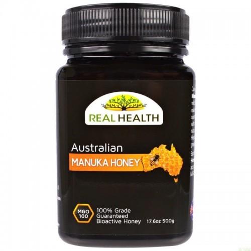 miel manuka mgo100 5 real health 500 ml
