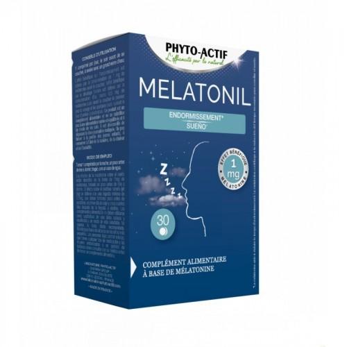 melatonil phitoactif 30 capsulas bio