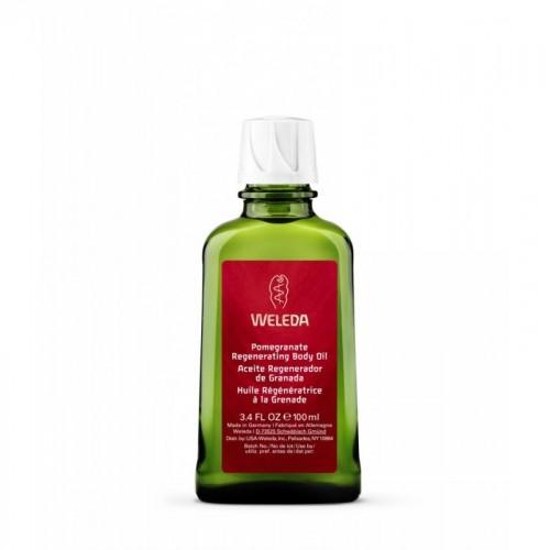 aceite corporal regenerador granada weleda 100 ml