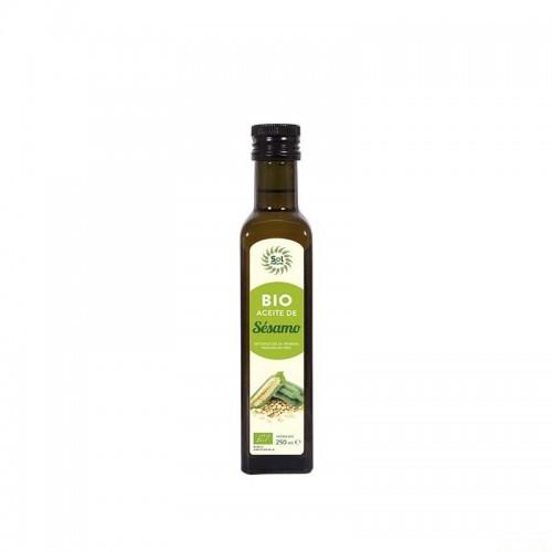 aceite sesamo sol natural 250 ml bio