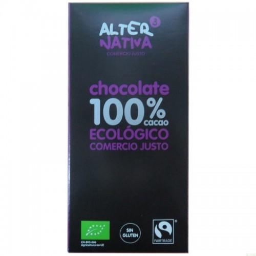 chocolate 100 alternativa 3 80 gr bio