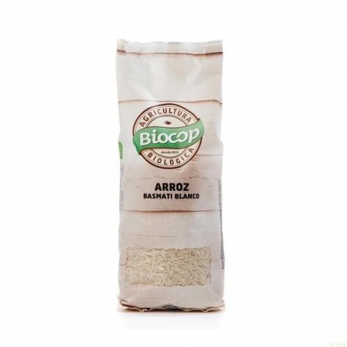 arroz basmati blanco biocop 500 gr