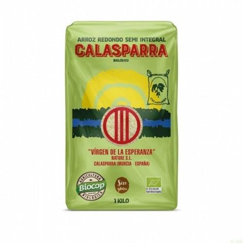 arroz semi calasparra 1 kg bio