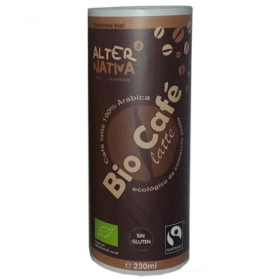bio cafe latte alternativa 3 230 ml