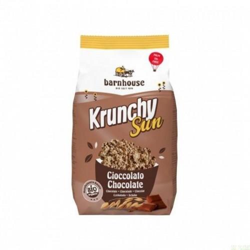 crunchy sun chocolate barnhouse 375 gr