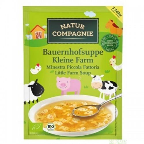 sopa la pequeña granja natur compagne 63 gr