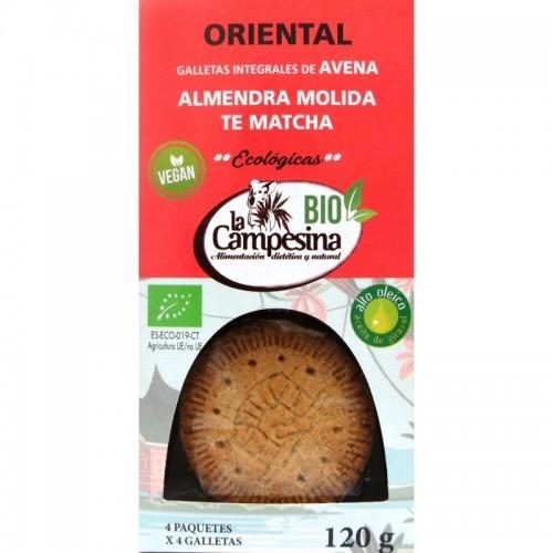 galleta oriental campesina 120 gr bio