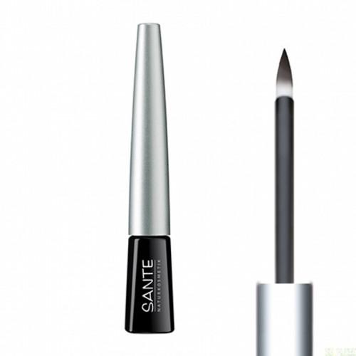 eyeliner 01 black gramour sante