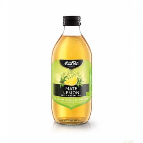 yogi tea mate limon 330 ml bio