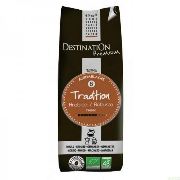 cafe tradicion molido destination 250 gr