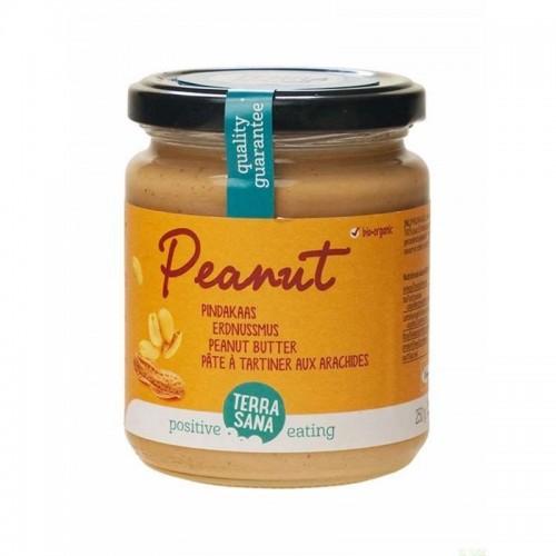 crema cacahuete terrasana 250 gr bio