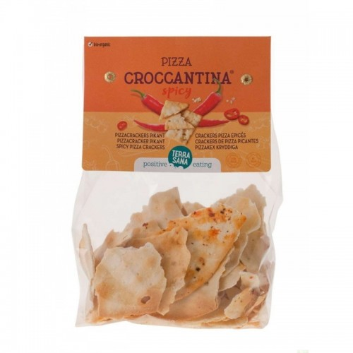 crackers pizza picantes terrasana 200 gr bio