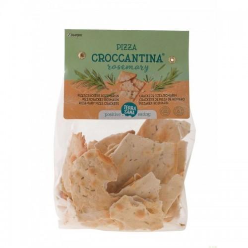 crackers pizza romero terrasana 200 gr bio