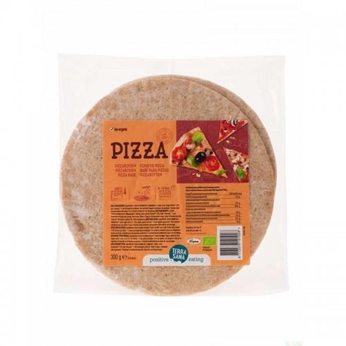 bases pizzas 2 uds terrasana 300 gr bio