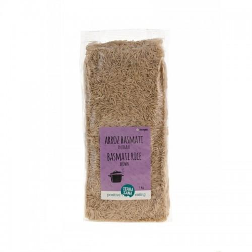 arroz basmati integral terrasana 1 kg bio
