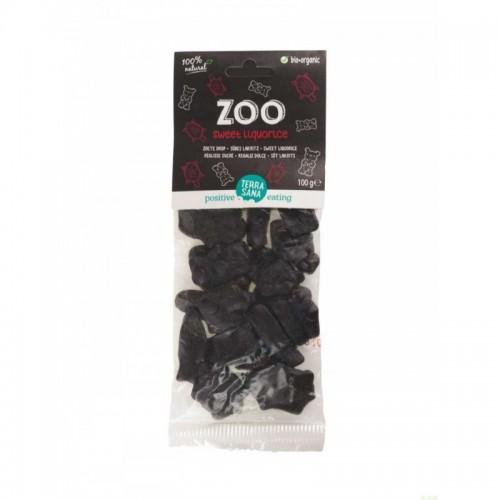 regaliz dulce zoo terrasana 100 gr bio