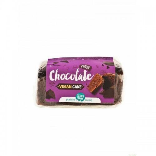 vegan cake chocolate terrasana 350 gr bio