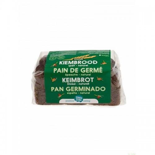 pan germinado espelta terrasana 400 gr bio