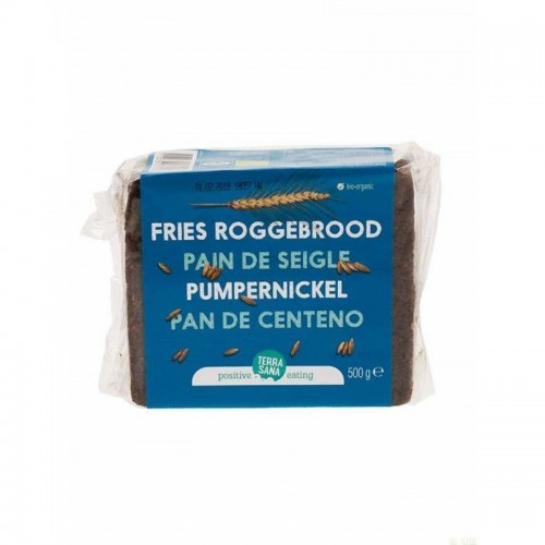 pan integral centeno terrasana 500 gr bio