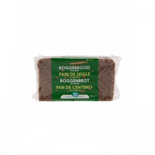 pan integral centeno espelta terrasana 500 gr bio