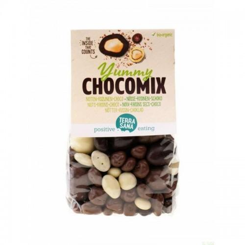 bolas chocolate nueces pasas terrasana 200 gr bio