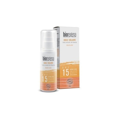 aceite solar spf15 spray bioregena 90 ml