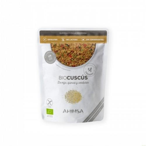 cuscus mijo quinoa verduras ahimsa 250 gr