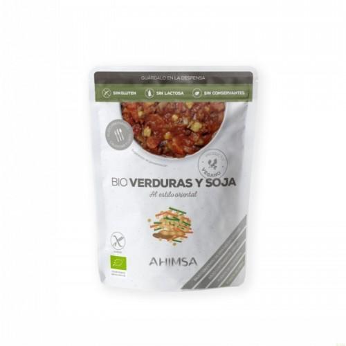 verduras soja estilo oriental ahimsa 250 gr
