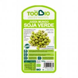 soja verde mungo too bio 500 gr bio