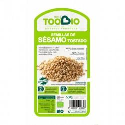 sesamo tostado too bio 500 gr bio
