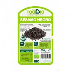 sesamo negro too bio 300 gr bio